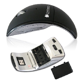 Wireless Folding Mouse I(OMWL5)