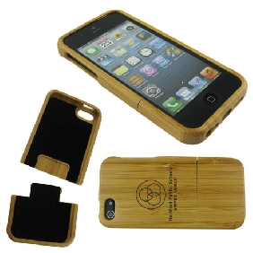 Bamboo Case for iPhone5 (IPD528)