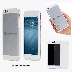 Clear Case 6-Transparent iPhone 6 case (IPD76)