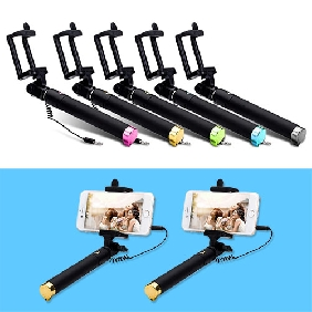 Wired-up Foldable Selfie-Stick II (IPD95)