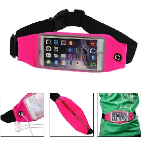 "5"" Waterproof Mobile Phone Fanny Pack (BLT9)"