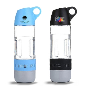 Sport Water Bottle Bluetooth Speaker with Compass (SP-47)