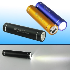 Flashlight and Backup Battery Charger (BBI65)