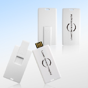 Credit card-shaped USB memory stick(MS140CD)