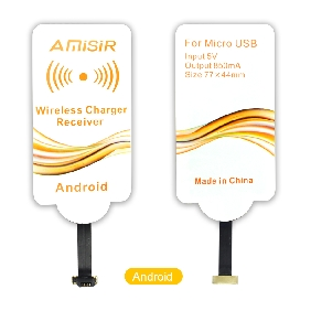 Micro USB Android Wireless Charging Receiver (HD77)
