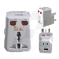 Wholesale Universal Power Adapter II with USB Port (UNI-2)
