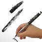 4-in-1 Stylus w/Laser, Flashlight & Ballpoint Pen (TSS39)