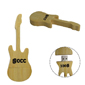 Bamboo Guitar USB Drive (MS527CST-Guitar)