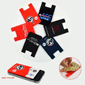 "Wholesale ""Sili-pocket"" Silicone pocket for smartphones (IPD61)"